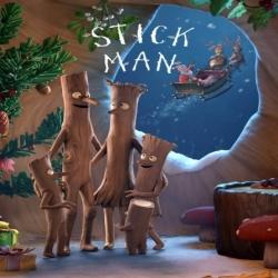 فلم الكرتون القصير رجل العصا Stick Man 2015 مترجم للعربية
