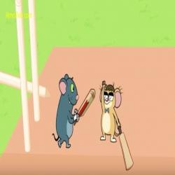 الفئران الثلاثة - جنون الكريكيت
