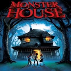 صور خلفيات فلم الكرتون بيت الوحش Monster House