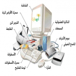 وحدة المعالجة في الكمبيوتر
