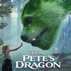 فيلم تنين بيت Petes Dragon 2016 التنين الاخضر مدبلج للعربية