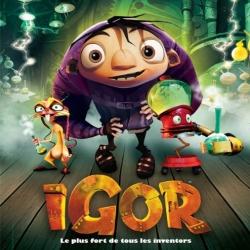مشاهدة وتحميل فلم الكرتون ايجور Igor 2008 مدبلج للعربية