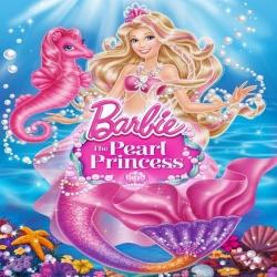 فلم باربي الجديد لؤلؤة الاميرة Barbie The Pearl Princess 2014 مدبلج بالعربية