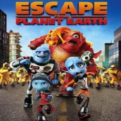 فلم الكرتون الهروب من كوكب الارض Escape From Planet Earth 2013 مترجم