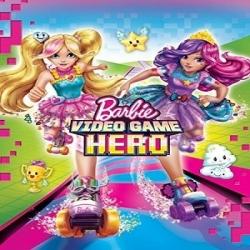 فلم الكرتون باربي بطلة لعبة فيديو Barbie Video Game Hero 2017 مترجم للعربية