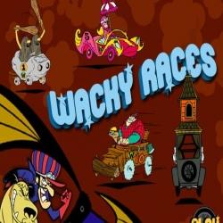 لعبة السباق Wacky Races
