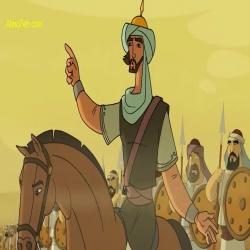 غزوات الرسول - غزوة مؤتة 2 - بداية المعركة