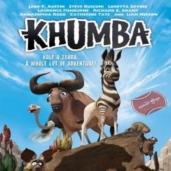 فلم الكرتون كومبا Khumba 2013 مترجم للعربية