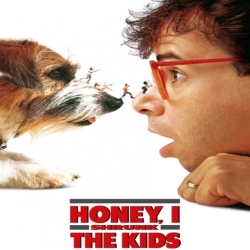 فلم الكوميديا والخيال العائلي: عزيزتي لقد قلصت الاطفال Honey I Shrunk the Kids 1989