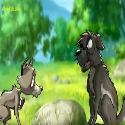 قصص من الغابة - الحلقة 6 الكلاب الجشعة