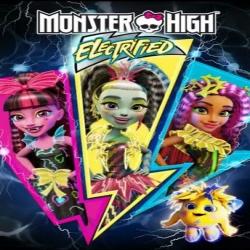 فلم الكرتون مدرسة الوحوش العليا Monster High: Electrified 2017 مترجم للعربية
