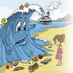 قصة البحر الحزين