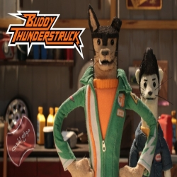 بادي السريع Buddy Thunderstruck