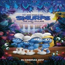 فلم الكرتون العائلي السنافر القرية المفقودة Smurfs The Lost Village 2017 مدبلج للعربية