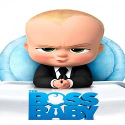 فلم الانيميشن والكوميديا الطفل القائد The Boss Baby 2017 مترجم للعربية