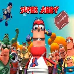 مسلسل الكرتون آبي الخارقة super abby