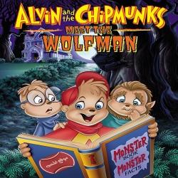 فلم الكرتون الفين والسناجب في مواجهة الرجل الذئب Alvin and the Chipmunks Meet The Wolfman 1999 مدبلج للعربية