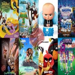 مجموعة من احدث افلام الكرتون 2017 وافلام الكرتون 2016