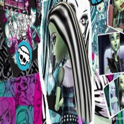 مجموعة صور خلفيات بجودة عالية من فلم الكرتون مدرسة الوحوش العليا قاعدة غولز Monster High Ghouls Rule
