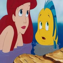 صور خلفيات من فلم الكرتون حورية البحر The Little Mermaid 1989