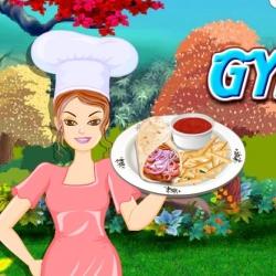 لعبة تحضير وجبة رمضان