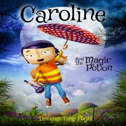 فلم الكرتون كارولين و جرعة السحر Caroline and the Magic Potion 2015 مترجم