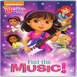 فيلم كارتون الانيميشن والمغامرات Dora and Friends: Feel the Music 2016 مترجم للعربية