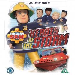 فيلم كرتون الانيميشن والمغامرات Fireman Sam Heroes Of The Storm 2015 مترجم للعربية