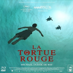 فلم الكرتون السلحفاة الحمراء الصامت The Red Turtle مترجم للعربية