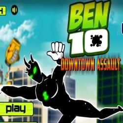 لعبة مدن بن هجوم 10