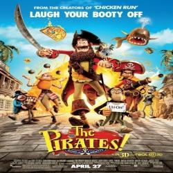 فلم الكرتون فرقة القراصنة The Pirates Band of Misfits 2012 مدبلج بالعربية