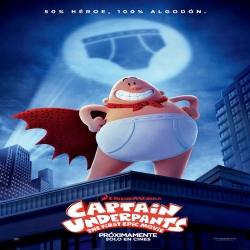 فلم الكرتون كابتن أندربانتس Captain Underpants The First Epic Movie 2017 مترجم