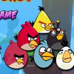 لعبة بازل الطيور الغاضبة الجديدة