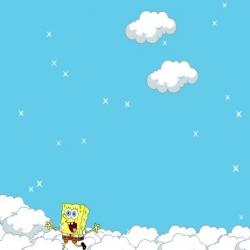 لعبة سبونج بوب وتسلق الغيوم
