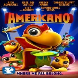 فيلم كرتون الانيميشن والاكشن والمغامرات أمريكانو Americano 2016 مترجم للعربية