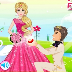 لعبة خطبة الأميرة