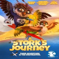 فيلم كرتون الانيميشن والمغامرة والكوميديا رحلة اللقلق A Stork's Journey 2017