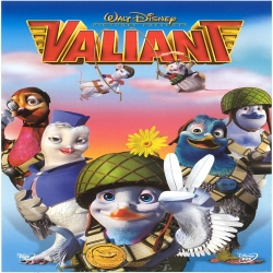 فلم الكرتون شجاعة Valiant 2005 مدبلج للعربية
