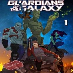 كرتون حراس المجرة Guardians of the Galaxy الموسم الاول - مدبلج للعربية