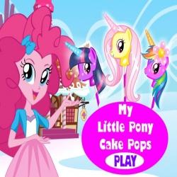 لعبة بلدي ليتل المهر كعكة pops