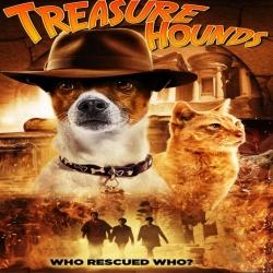 شاهد فلم المغامره العائلي Treasure Hounds 2017 مترجم للعربية
