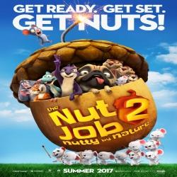 فلم كرتون الانيميشن عملية الجوز 2 The Nut Job 2: Nutty by Nature 2017