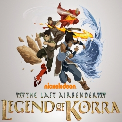 مسلسل الكرتون آفاتار أسطورة كورا Avatar The Legned of Korra