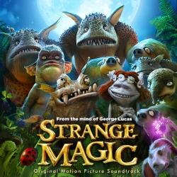 فلم الكرتون سحر غريب Strange Magic 2015 مترجم للعربية