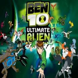 مسلسل الكرتون بن 10: ألتيمت إليين  Ben 10: Ultimate Alien