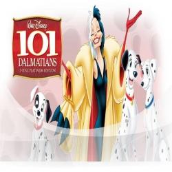 مسلسل الكرتون مئة مرقش ومرقش 101 Dalmatians