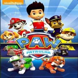 مسلسل الكرتون دوريات المخلب Paw Patrol