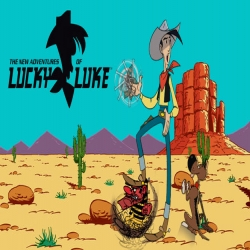 مسلسل الكرتون The New Adventure of Lucky Luke