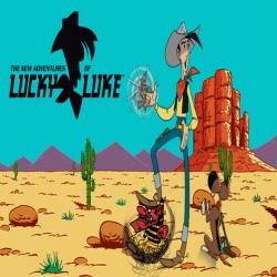 مسلسل الكرتون مغامرات لوك المحظوظ The New Adventure of Lucky Luke