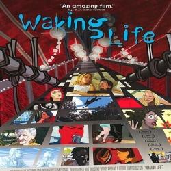فلم الكرتون الانيميشن رحلة حلم Waking Life 2001 مترجم للعربية